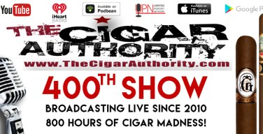 VODCast: The Cigar Authority Celebrates Their 400th Show