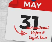 1st International Cigar Day Announced For May 31, 2018