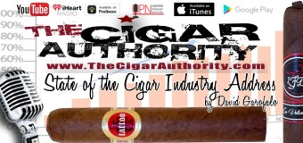 VODCast: The 2018 State of the Cigar Industry Address