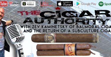 Zev From Royal Agio Joins Us & The Return of a Subculture Cigar!