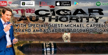 VODCast: A Taste of Italy With Michael Cappellini From Toscano Cigars