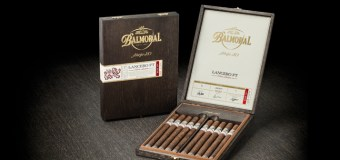 Royal Agio Re-Releases Limited Edition Balmoral Añejo XO Lancero FT