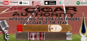 Unveiling the 2018 Contenders for Cigar of the Year