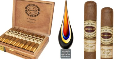 "The Original ""Cigar of the Year"" Announces its 2018 Winner"