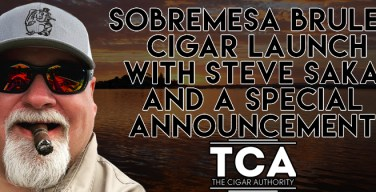 VODCast: Sobremesa Brulee with Steve Saka and a Special Announcement