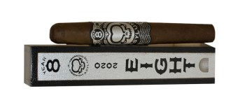 Asylum Eight 2020 11/18 Cigar Review