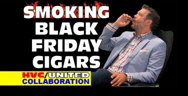 VODCast: Smoking Black Friday Cigars
