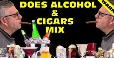 VODCast: Does Cigars & Alcohol Mix?