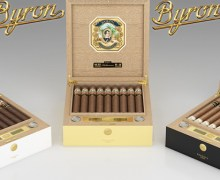 Byron Limited Edition Humidor Release Shipping Now