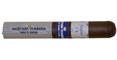Asylum Bigtime Tommie 6 x 60 Cigar Review