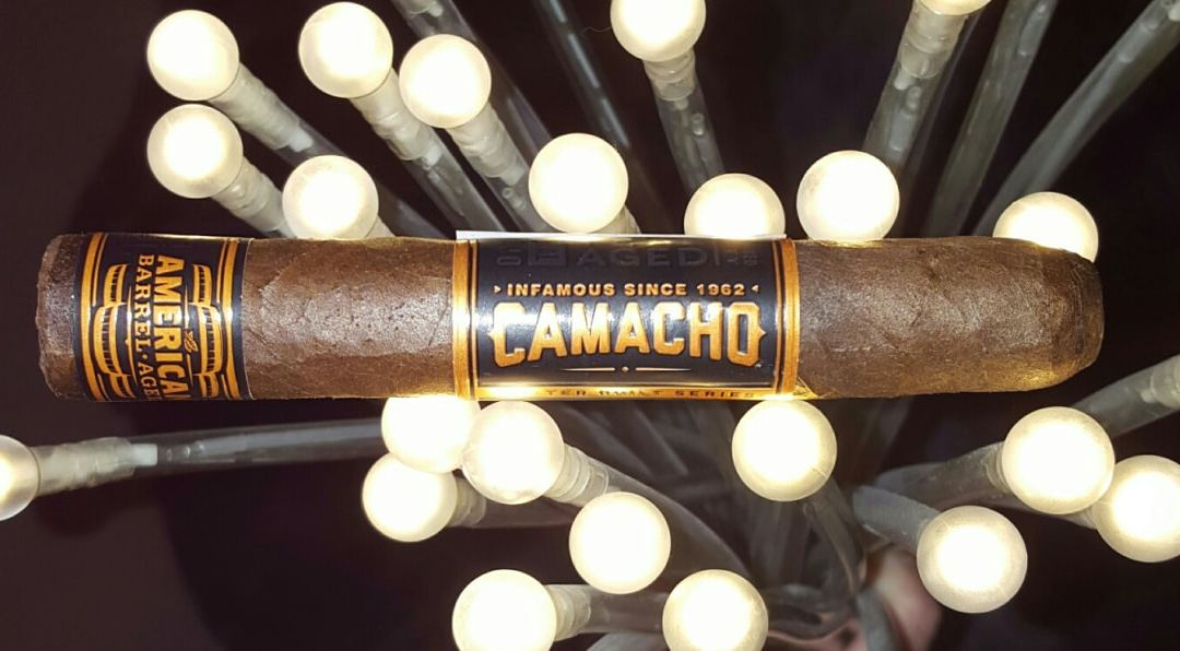 Cigar Review #7: Davidoff Camacho American Barrel-Aged Robusto