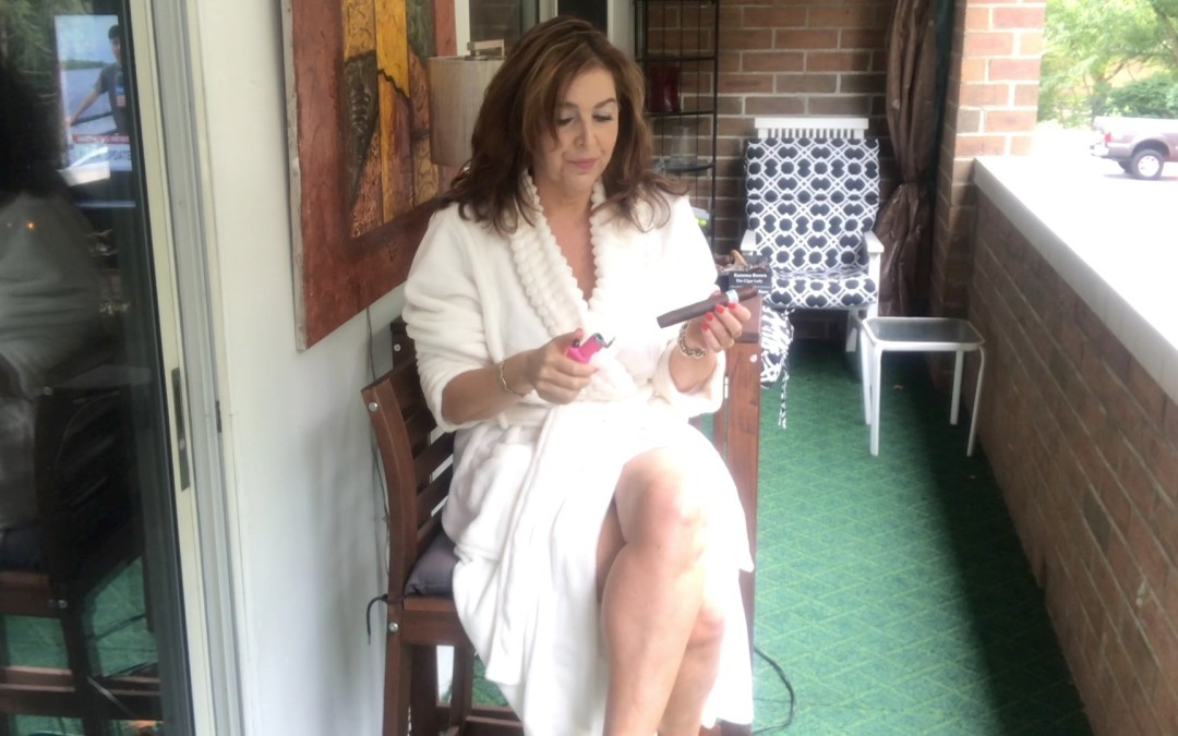 Leave a comment under the video … what topic would you like me to make a video discussing? … Love, Ramona   #TheCigarLady