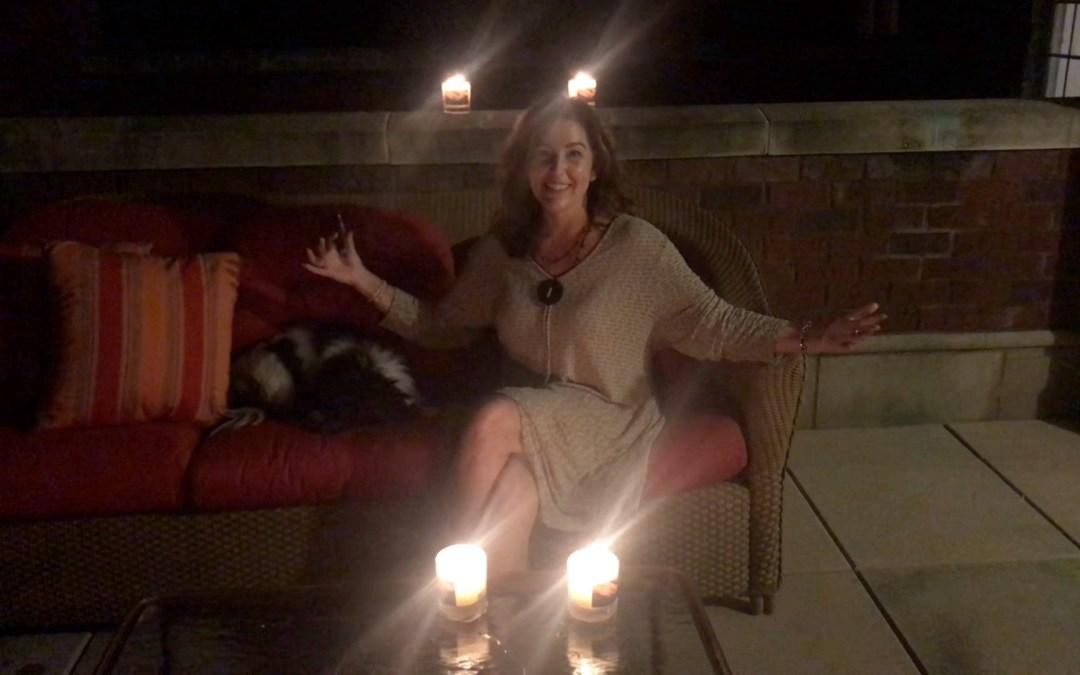 Smoking Sexy Cigars by Candlelight … Love, Ramona  #TheCigarLady