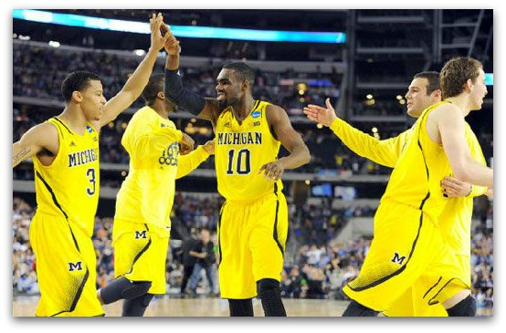 Michigan Goes to NCAA Finals