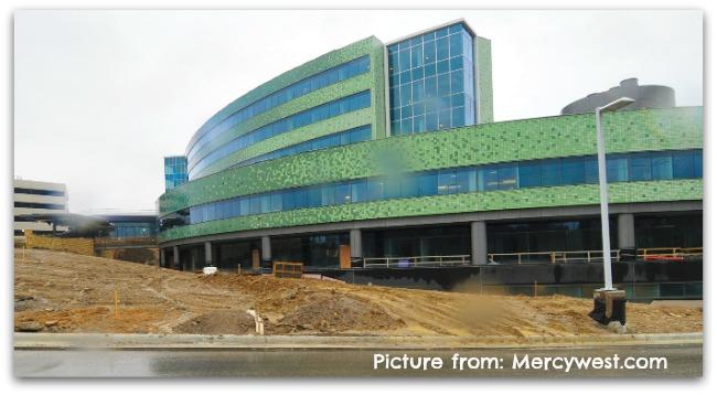 Cincinnati Ohio -Mercy West