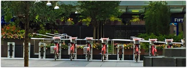 Bicycle Sharing in Cincinnati