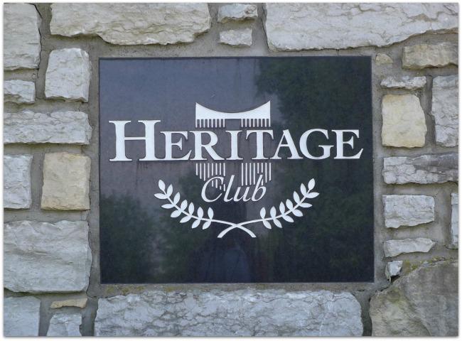 Heritage Club Mason Ohio