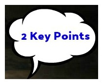 2 key points, home search