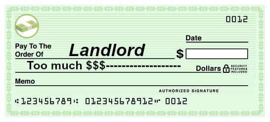 Paying high rents in Cincinnati