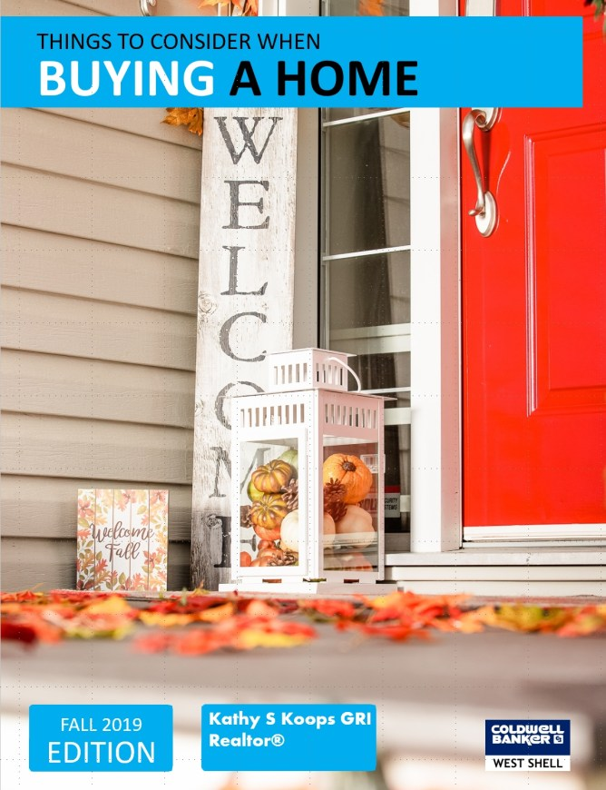 Buying a home guide cover