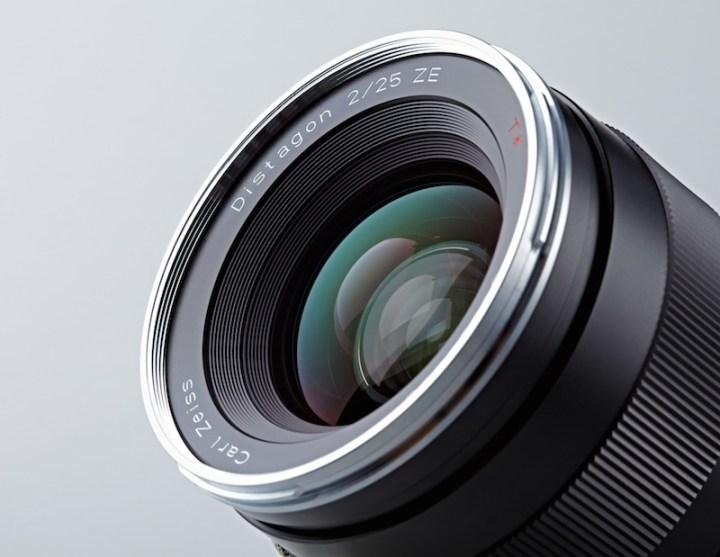 Zeiss Reveals New 25mm f/2.0