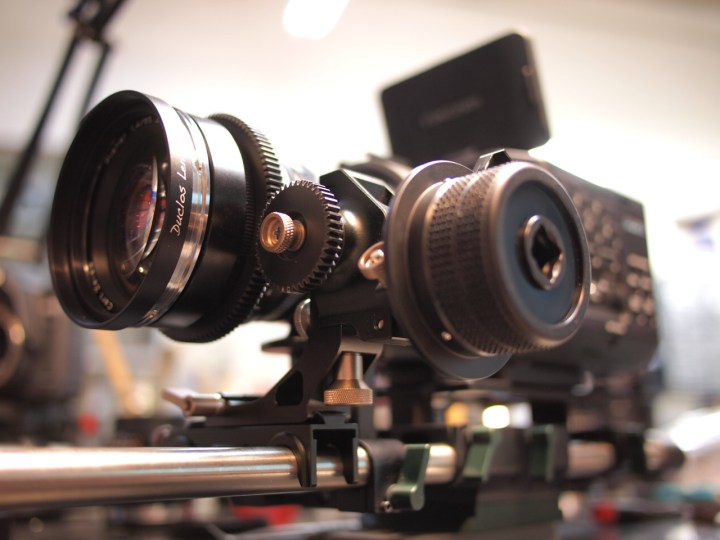 Zeiss 85mm Plays Nice With Sony FS100
