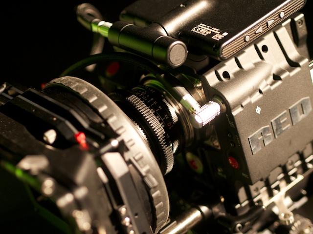 Portland Lens Test 2011 BTS