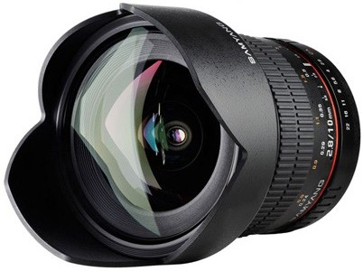 Samyang Officially Announces 10mm f/2.8 Lens