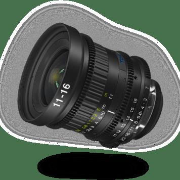 Tokina Cinema 11-16mm (Arri PL mount)