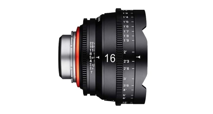 Rokinon adds 16mm T2.6 to Xeen Line