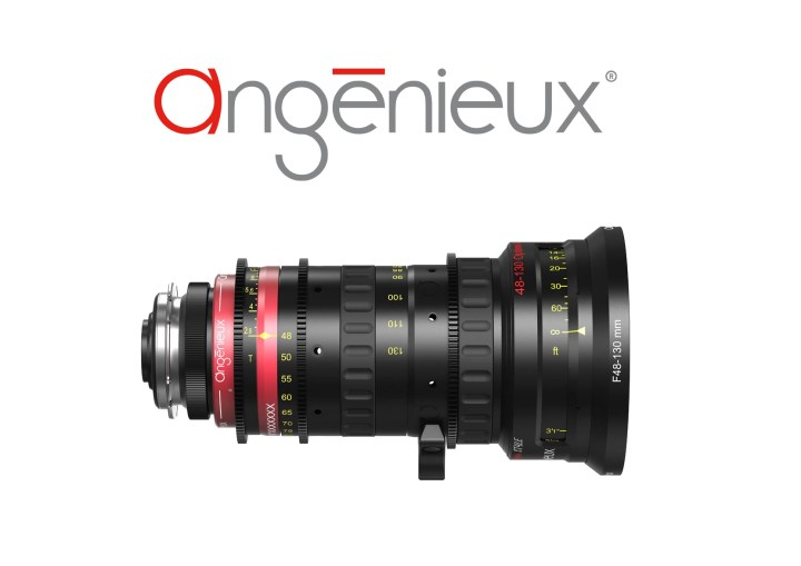 Angenieux Adds 48-130mm to Optimo Style Line