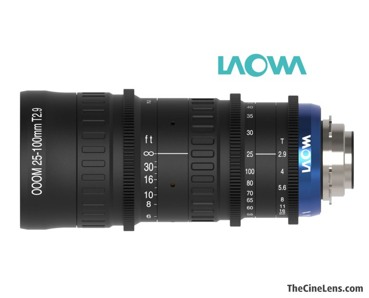 Laowa to Introduce Dedicated Cinema Lenses