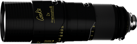Cooke Optics Anamorphic/i SF 35mm-140mm zoom lens.