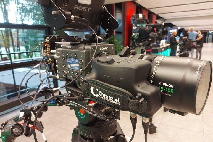 Chrosziel's New Servo Drive Unit for Fujinon Premista Zooms