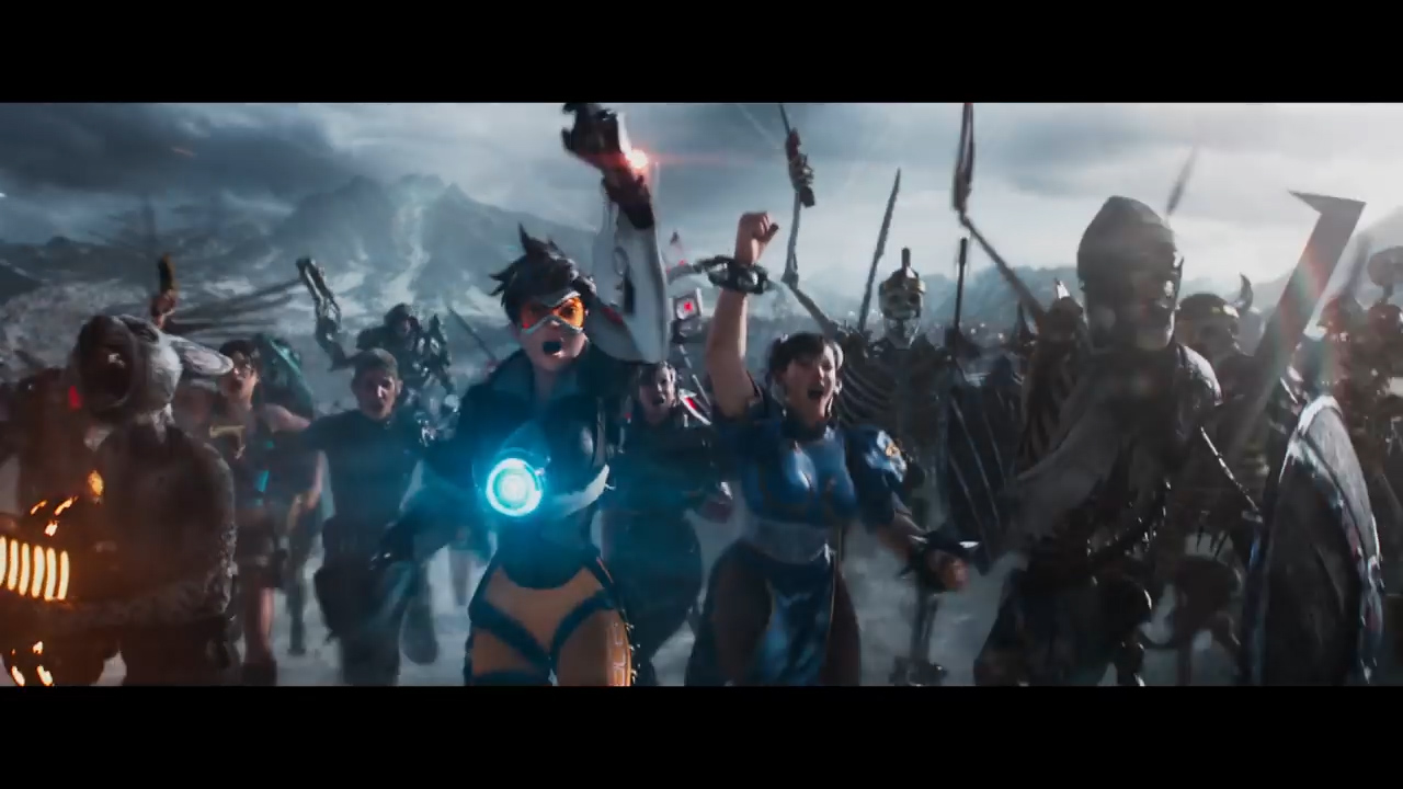 READY PLAYER ONE - Official Trailer 1 [HD].00_02_05_11.Still021