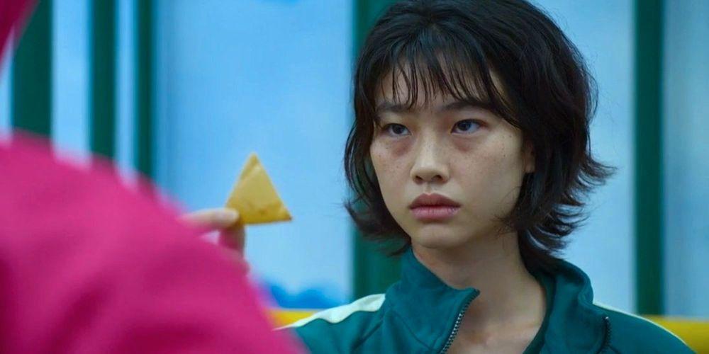 Kang Sae-byok personality type