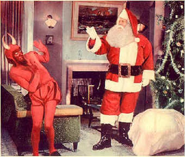 Santa vs Satan! (1/6)
