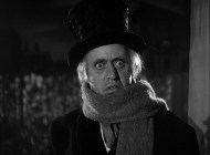 The many faces of Alastair Sim.