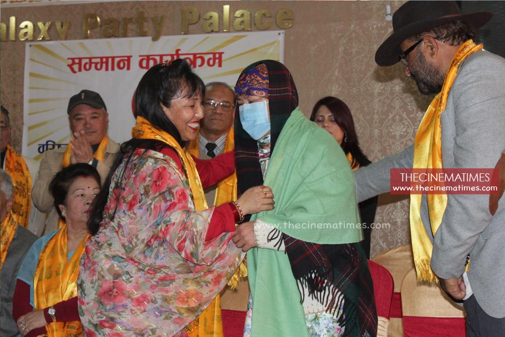 Nepali singer Tara Thapa- thecinematimes.com