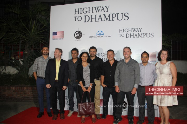 Hollywood cinema Highway to Dhampus special screening-1 thecinematimes.com