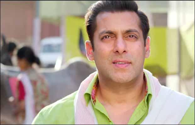 Salman Khan in Prem Ratan Dhan Payo 2