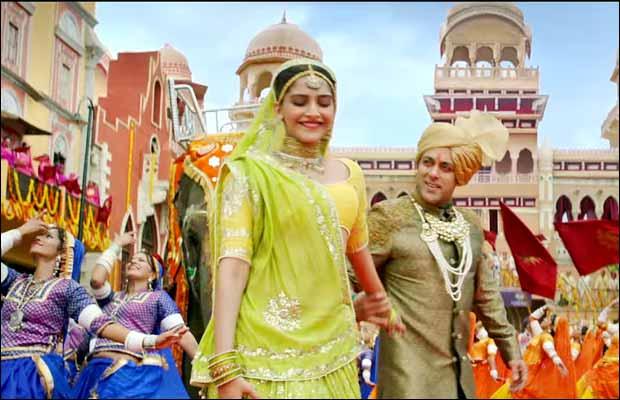 Salman Khan in Prem Ratan Dhan Payo 4