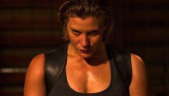 Katee Sackhoff in Riddick.