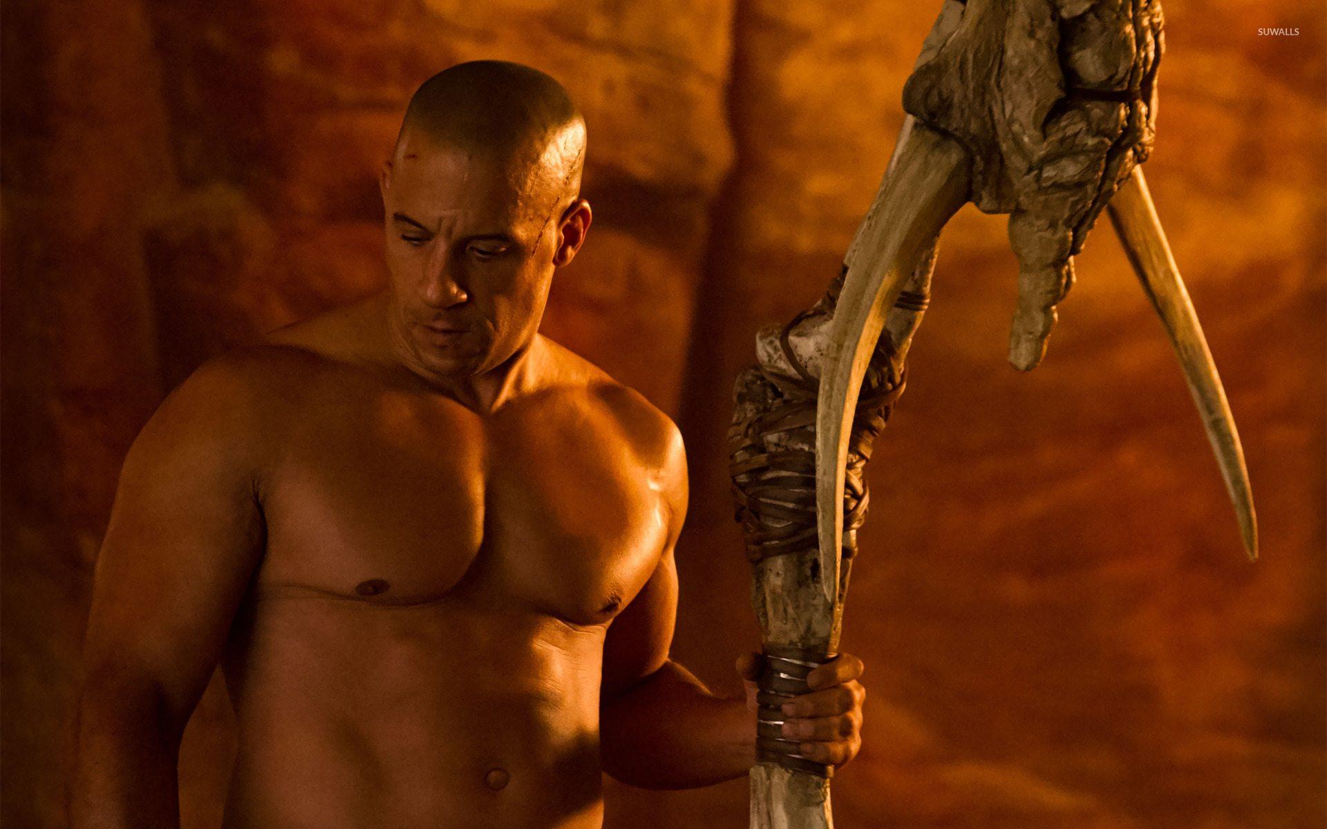 Riddick Filme