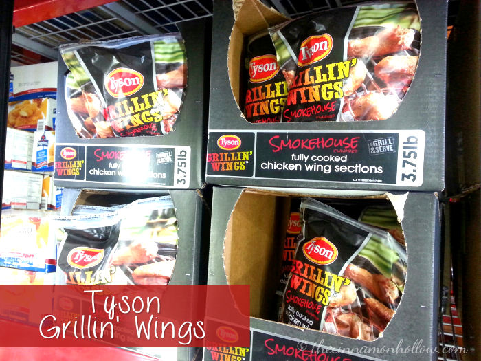 Tyson Fully Cooked Wings