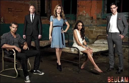 Casting Bedlam Series 1
