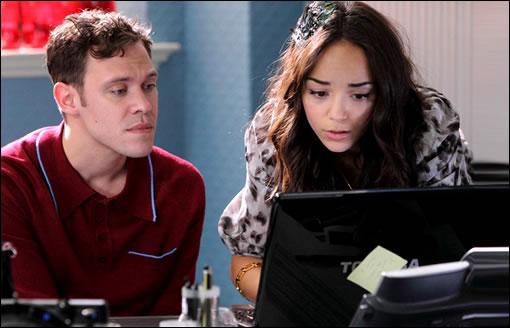Ryan et Molly : une relation assez confuse