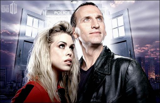 """""""Rose"""" Le premier épisode de la version 2005 de Doctor Who, et la rencontre entre Rose et le Docteur"""