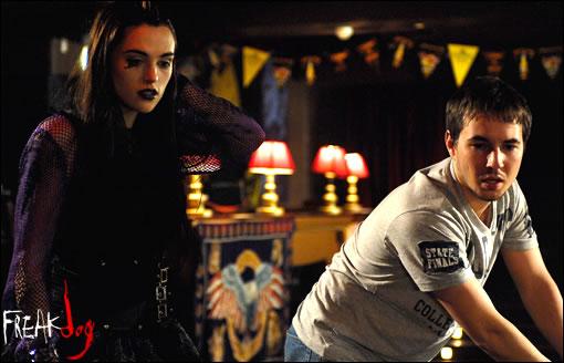 Harriet et Sean : les deux persos les plus antipathiques du film !