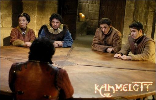 Même au temps d'Arthur la belle-famille c'était dur à gérer !